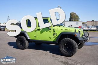 2013 Jeep Wrangler Unlimited Rubicon | Memphis, TN | Mt Moriah Truck Center in Memphis TN