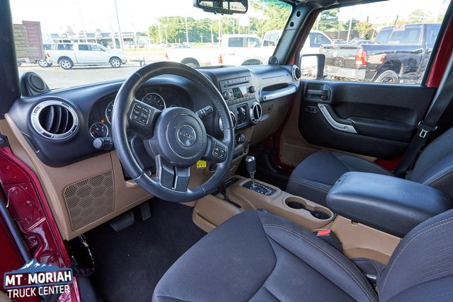 2013 Jeep Wrangler Unlimited Sahara in Memphis, Tennessee 38115