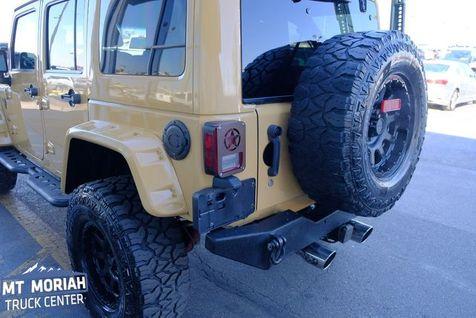 2013 Jeep Wrangler Unlimited Sahara   Memphis, TN   Mt Moriah Truck Center in Memphis, TN