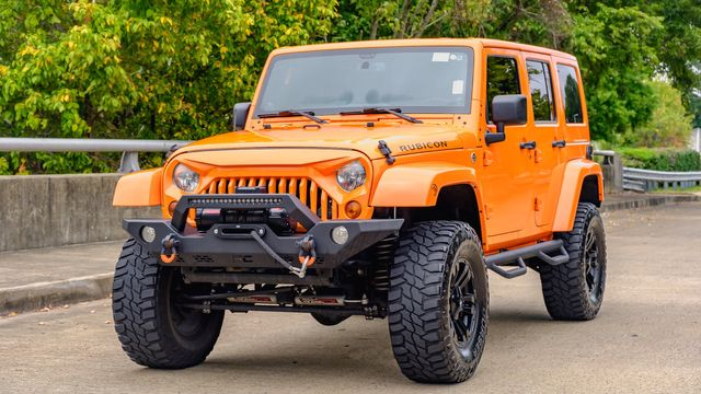 2013 Jeep Wrangler Unlimited Rubicon in Memphis, TN 38115