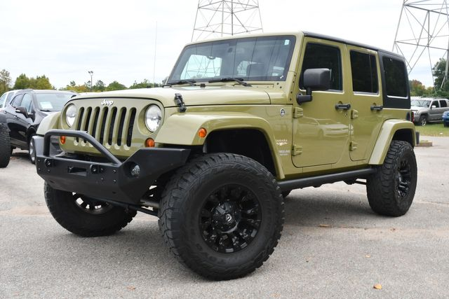 2013 Jeep Wrangler Unlimited Sahara in Memphis, Tennessee 38128