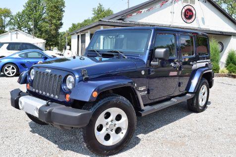 2013 Jeep Wrangler Unlimited Sahara in Mt. Carmel, IL