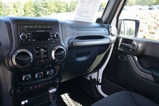 2013 Jeep Wrangler Unlimited Sport Naugatuck, Connecticut 22