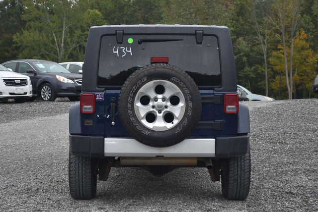 2013 Jeep Wrangler Unlimited Sahara Naugatuck, Connecticut 3