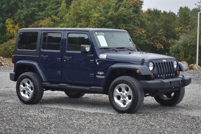 2013 Jeep Wrangler Unlimited Sahara Naugatuck, Connecticut 6