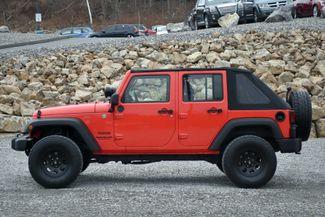 2013 Jeep Wrangler Unlimited Sport Naugatuck, Connecticut 1