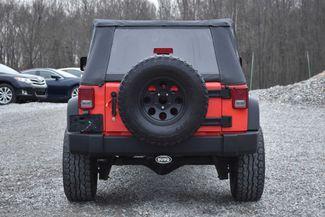 2013 Jeep Wrangler Unlimited Sport Naugatuck, Connecticut 3