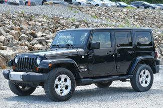 2013 Jeep Wrangler Unlimited Sahara Naugatuck, Connecticut