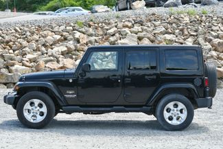 2013 Jeep Wrangler Unlimited Sahara Naugatuck, Connecticut 1