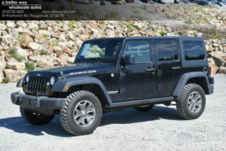 2013 Jeep Wrangler Unlimited Rubicon 4WD Naugatuck, Connecticut