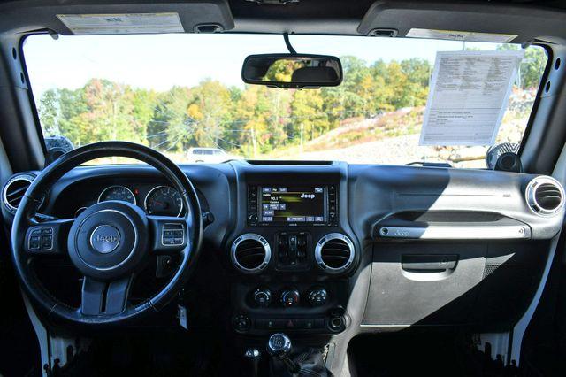 2013 Jeep Wrangler Unlimited Sahara Naugatuck, Connecticut 14
