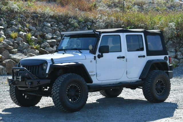 2013 Jeep Wrangler Unlimited Sahara Naugatuck, Connecticut 2