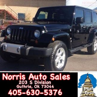 2013 Jeep Wrangler Unlimited Sahara LOCATION AT 39TH SHOWROOM 405-792-2244 in Oklahoma City OK