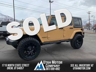 2013 Jeep Wrangler Unlimited Sahara   Orem, Utah   Utah Motor Company in  Utah
