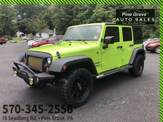 2013 Jeep Wrangler Unlimited Sport | Pine Grove, PA | Pine Grove Auto Sales in Pine Grove