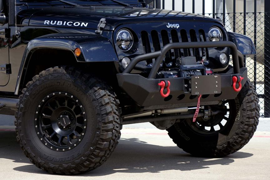 Lovely ... 75093 2013 Jeep Wrangler Unlimited Rubicon In Plano TX, 75093 U003e