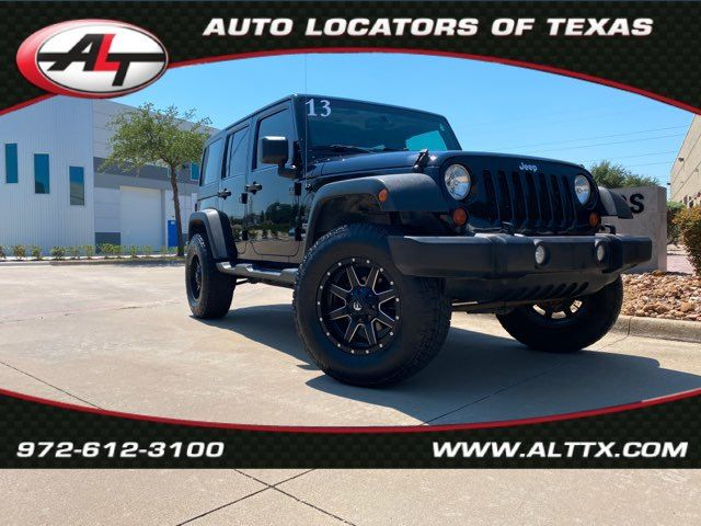 2013 Jeep Wrangler Unlimited Sport in Plano, TX 75093