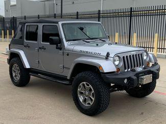 2013 Jeep Wrangler Unlimited Rubicon * 2 TOPS * Winch * FOX SHOX * Lots o Xtras in Plano, Texas 75093