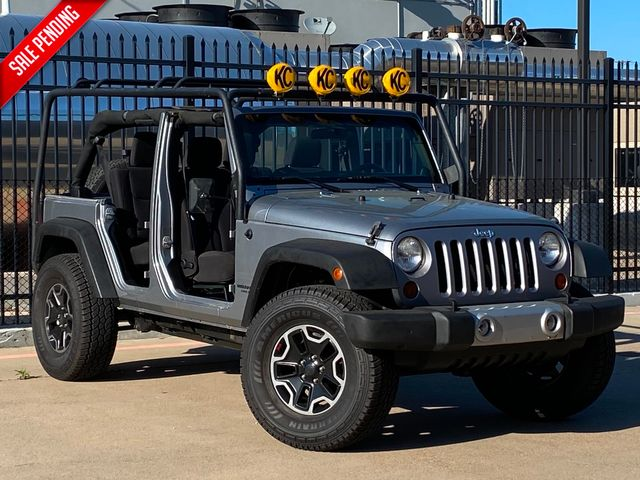 2013 Jeep Wrangler Unlimited Sport in Plano, TX 75093