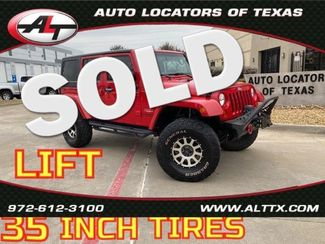 2013 Jeep Wrangler Unlimited in Plano TX
