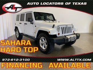 2013 Jeep Wrangler Unlimited Sahara in Plano, TX 75093