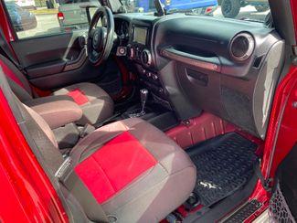 2013 Jeep Wrangler Unlimited CUSTOM LIFTED FUEL 37s   Plant City Florida  Bayshore Automotive   in Plant City, Florida
