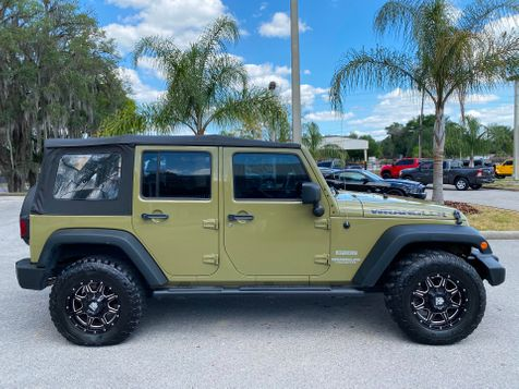 2013 Jeep Wrangler Unlimited SPORT CARFAX CERT in Plant City, Florida