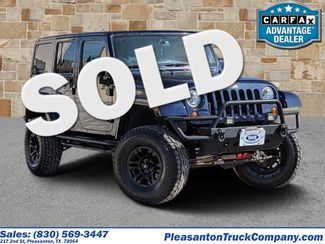 2013 Jeep Wrangler Unlimited in Pleasanton TX