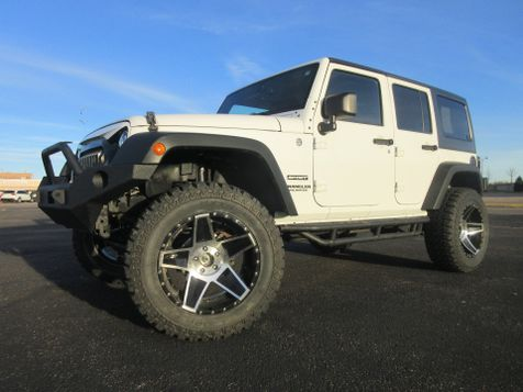 2013 Jeep Wrangler Unlimited Sport 4X4 in , Colorado