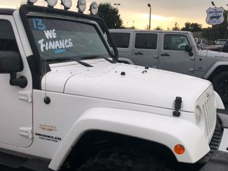 2013 Jeep Wrangler Unlimited Sahara Riverview, Florida 2