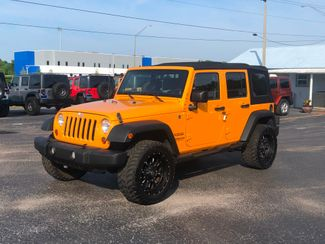 2013 Jeep Wrangler Unlimited Sport in Riverview, FL 33578
