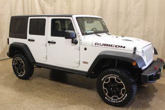 2013 Jeep Wrangler Unlimited Rubicon 10th Anniversary in Roscoe IL, 61073