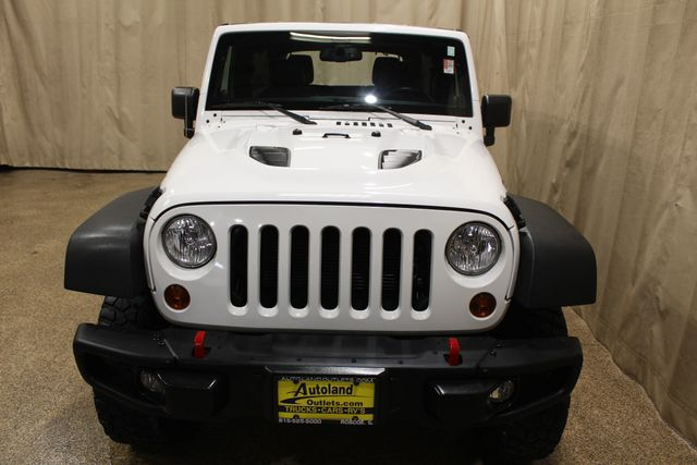 2013 Jeep Wrangler Unlimited Rubicon 10th Anniversary in Roscoe IL, 61073