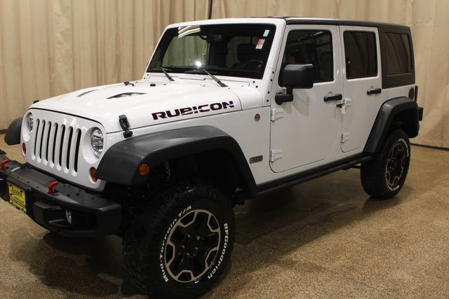 2013 Jeep Wrangler Unlimited 4x4 Rubicon 10th Anniversary in Roscoe IL, 61073