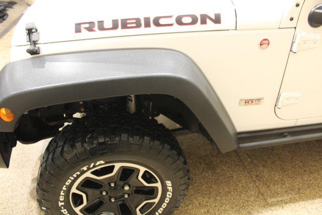 2013 Jeep Wrangler Unlimited 4x4 Rubicon 10th Anniversary in Roscoe IL, 61073