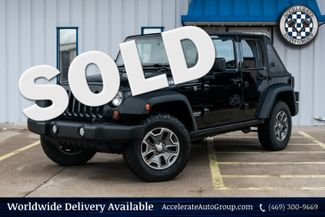 2013 Jeep Wrangler Unlimited Rubicon in Rowlett