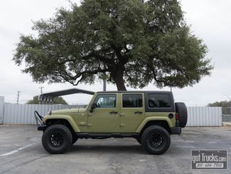 2013 Jeep Wrangler Unlimited Sahara 3.6L V6 4X4 in San Antonio Texas, 78217