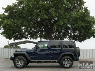 2013 Jeep Wrangler Unlimited Rubicon 3.6L V6 4X4 in San Antonio Texas, 78217