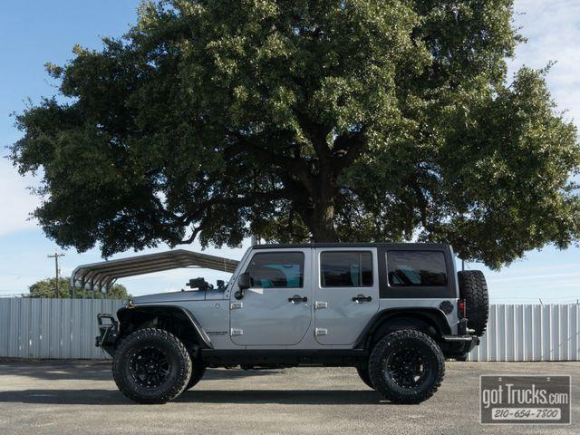 2013 Jeep Wrangler Unlimited Sport 3.6L V6 4X4
