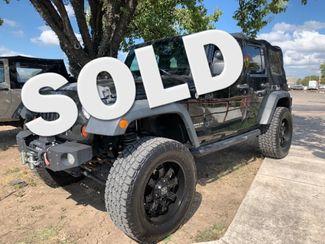 2013 Jeep Wrangler Unlimited Sport in San Antonio, TX 78233
