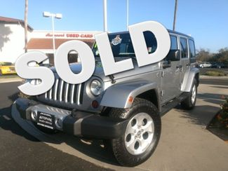 2013 Jeep Wrangler Unlimited Sahara   San Luis Obispo, CA   Auto Park Sales & Service in San Luis Obispo CA