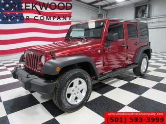 2013 Jeep Wrangler Unlimited Sport 4x4 Auto Hardtop 1 Owner Low Miles CLEAN in Searcy, AR 72143