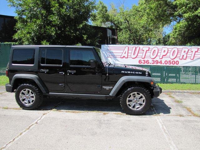 2013 Jeep Wrangler Unlimited Rubicon St. Louis, Missouri 0