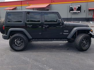 2013 Jeep Wrangler Unlimited Sport   Florida  Bayshore Automotive   in , Florida