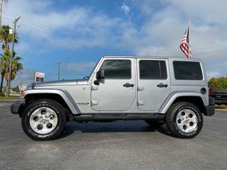 2013 Jeep Wrangler Unlimited SAHARA LEATHER HARDTOP NAV HEATED SEATS   Florida  Bayshore Automotive   in , Florida