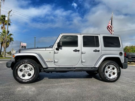 2013 Jeep Wrangler Unlimited SAHARA LEATHER HARDTOP NAV HEATED SEATS in , Florida