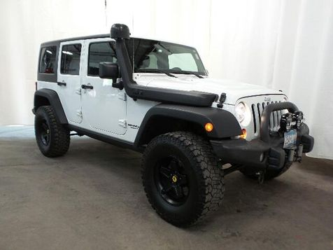2013 Jeep Wrangler Unlimited Sport in Victoria, MN