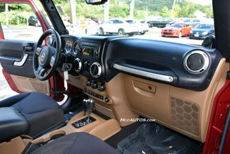 2013 Jeep Wrangler Unlimited Sahara Waterbury, Connecticut 18