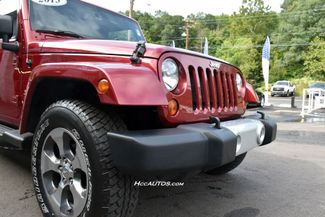 2013 Jeep Wrangler Unlimited Sahara Waterbury, Connecticut 8