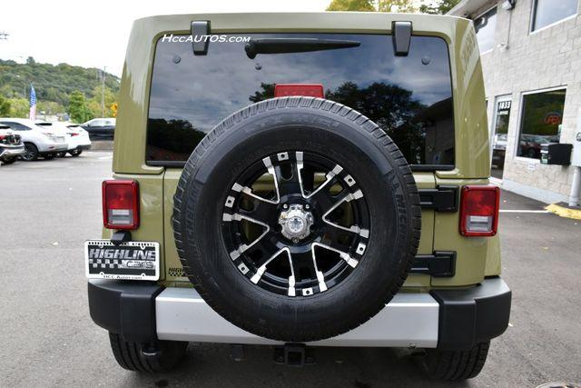 2013 Jeep Wrangler Unlimited Sahara Waterbury, Connecticut 11